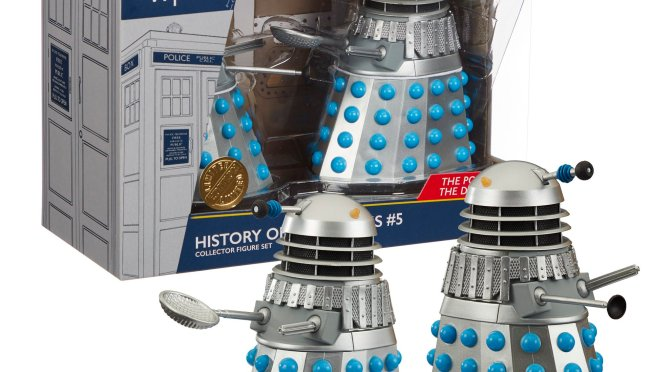 Character Options reveals first doctor collector sets